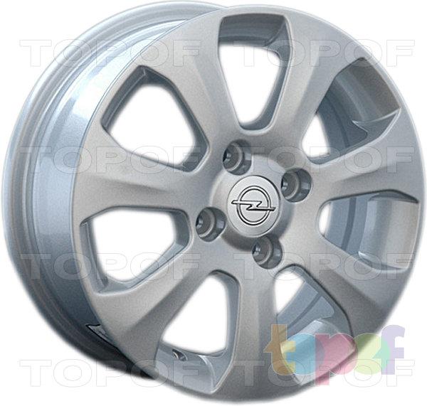 Колесные диски Replay (Replica LS) OPL19