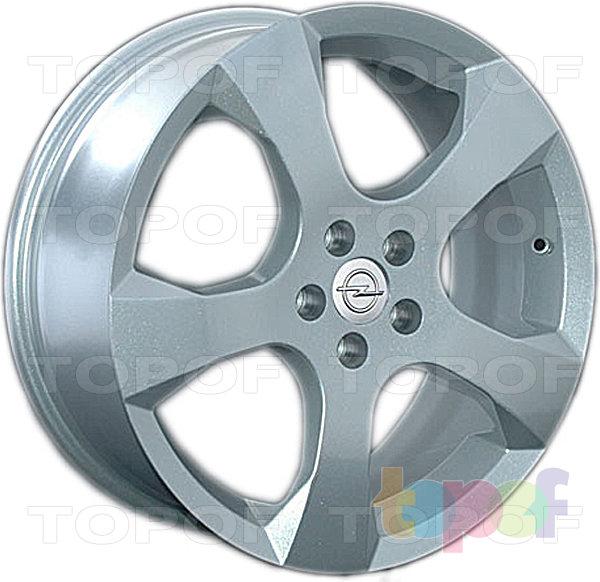 Колесные диски Replay (Replica LS) OPL27. Изображение модели #1