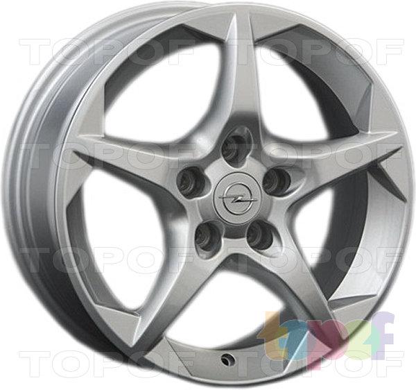 Колесные диски Replay (Replica LS) OPL4. Цвет серебряный