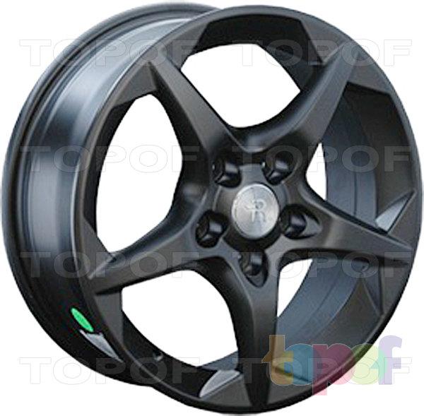 Колесные диски Replay (Replica LS) OPL4. Цвет матовый черный