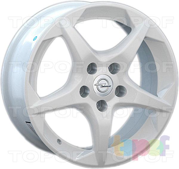 Колесные диски Replay (Replica LS) OPL4. Цвет белый