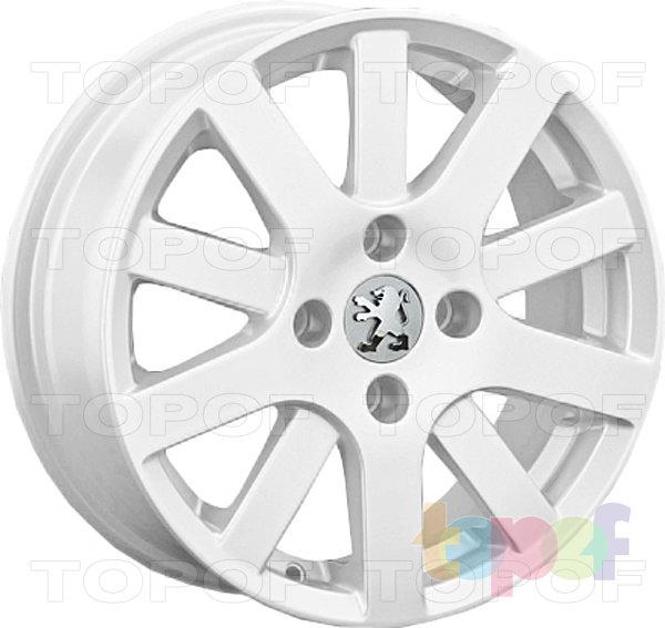 Колесные диски Replay (Replica LS) PG11. цвет белый