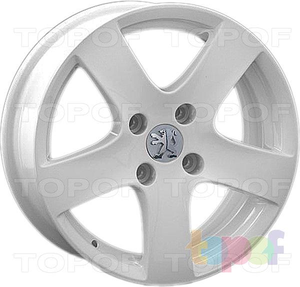 Колесные диски Replay (Replica LS) PG17. Цвет белый