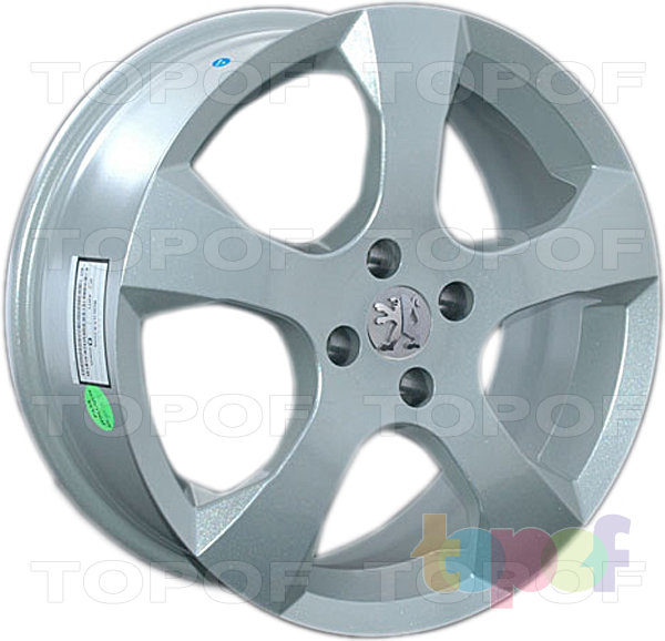Колесные диски Replay (Replica LS) PG31. Изображение модели #1