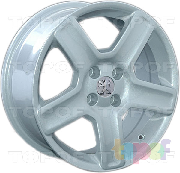 Колесные диски Replay (Replica LS) PG33. Изображение модели #1