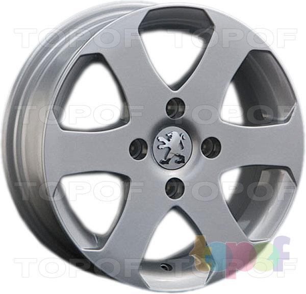 Колесные диски Replay (Replica LS) PG8. Изображение модели #1