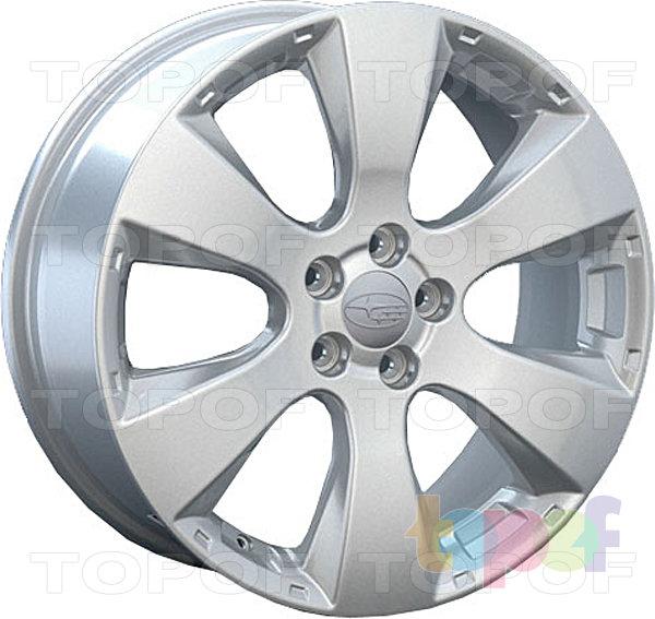 Колесные диски Replay (Replica LS) SB19. Изображение модели #1