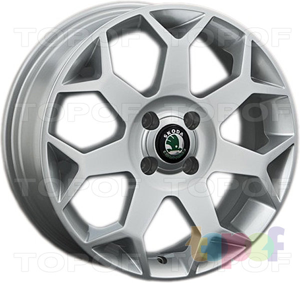 Колесные диски Replay (Replica LS) SK25. Изображение модели #1