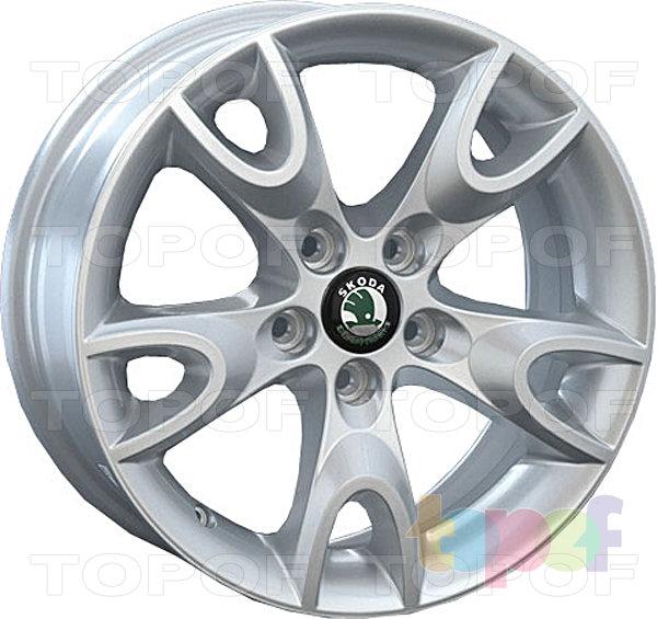 Колесные диски Replay (Replica LS) SK27. Изображение модели #1