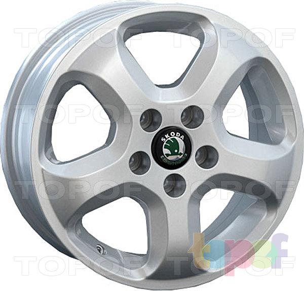 Колесные диски Replay (Replica LS) SK9. Изображение модели #1