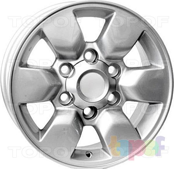 Колесные диски Replay (Replica LS) TY73. Изображение модели #1