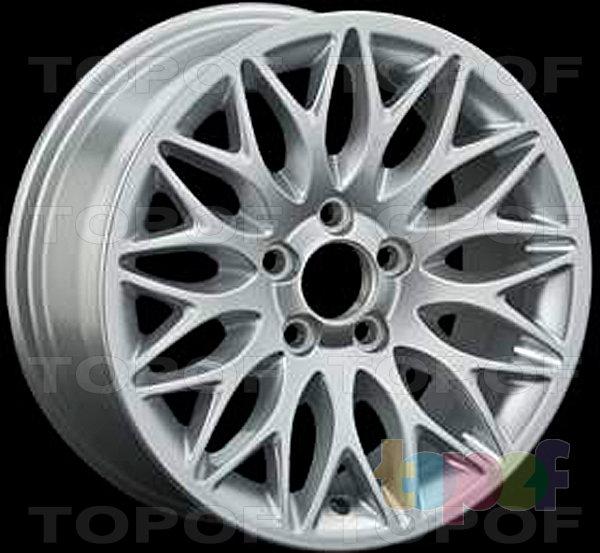Колесные диски Replay (Replica LS) V8. Цвет - Silver