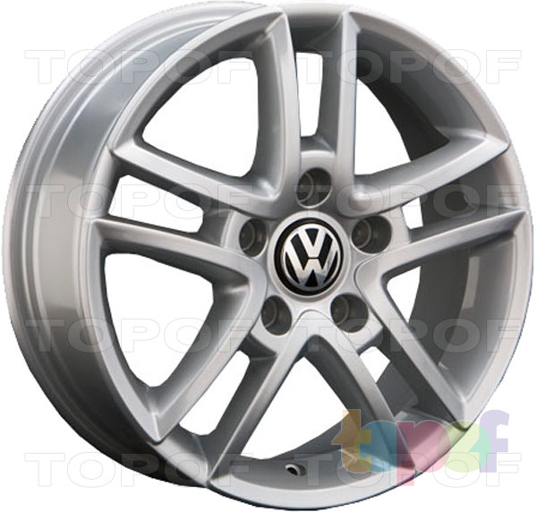 Колесные диски Replica LS (отключено) VW30