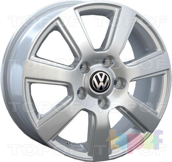 Колесные диски Replica LS (отключено) VW75