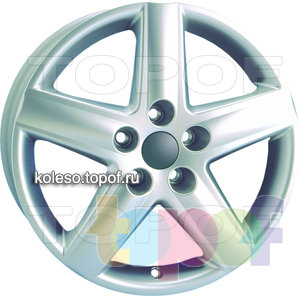 Колесные диски Replica old Audi A4 new - R132