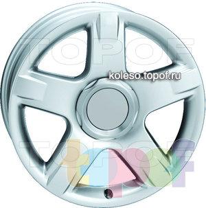Колесные диски Replica old Audi A6 - R327