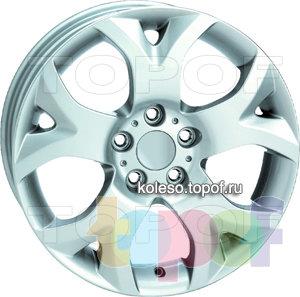 Колесные диски Replica old BMW X3 E83 - R255