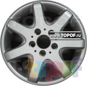 Колесные диски Replica old Mercedes 010