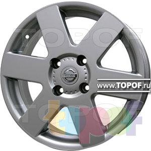 Колесные диски Replica old Nissan (H308)