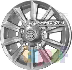Колесные диски Replica old Toyota (848)