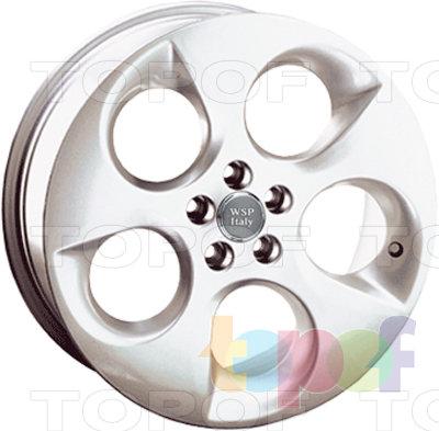 Колесные диски Replica WSP Alfa Romeo W221 Vela. Изображение модели #1