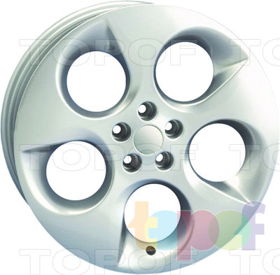 Колесные диски Replica WSP Alfa Romeo W221 Vela. Изображение модели #2