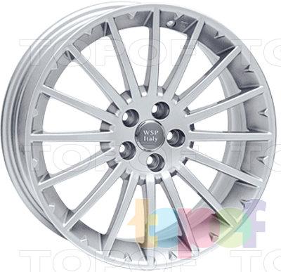 Колесные диски Replica WSP Alfa Romeo W231 Pomigliano. Изображение модели #1