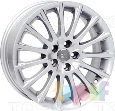 Колесные диски Replica WSP Alfa Romeo W232 Indy. Изображение модели #1