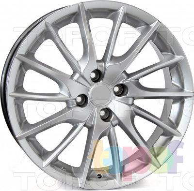 Колесные диски Replica WSP Alfa Romeo W254 Fire Mito. hyper silver