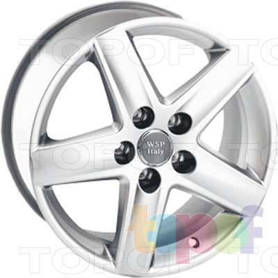 Колесные диски Replica WSP Audi W530 Positano. Изображение модели #1