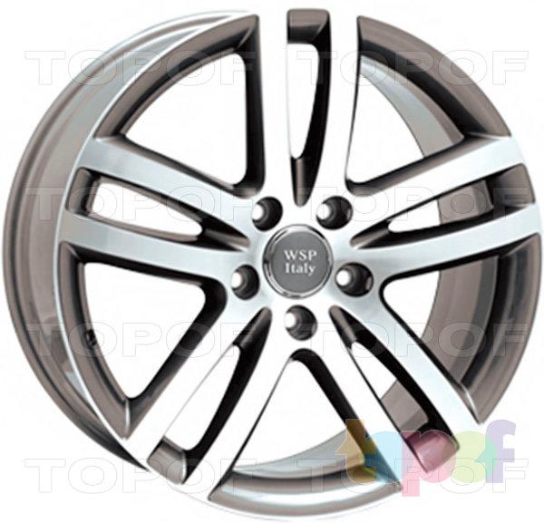 Колесные диски Replica WSP Audi W551 Wien Q7. Изображение модели #1