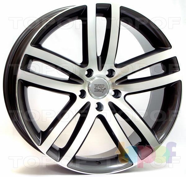 Колесные диски Replica WSP Audi W551 Wien Q7. Цвет колесного диска - Anthracite polished (Антрацит полированный)