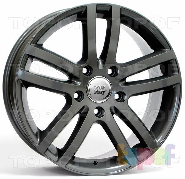 Колесные диски Replica WSP Audi W551 Wien Q7. Цвет колесного диска - Anthracite (Антрацит)