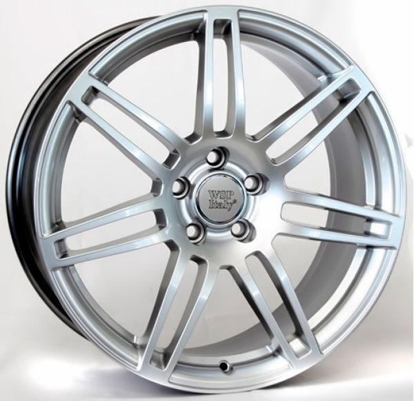 Колесные диски Replica WSP Audi W557 S8 Cosma Two. Цвет колесного диска - Hyper Anthracite (Насыщенный антрацит)