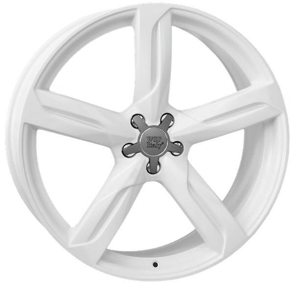 Колесные диски Replica WSP Audi W564 Afrodite Q5. Цвет колесного диска - Белый