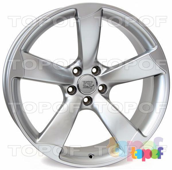 Колесные диски Replica WSP Audi W567 Giasone. Цвет колесного диска - Hyper Silver (Насыщенный серебряный)