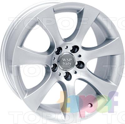 Колесные диски Replica WSP BMW W637 Eletta. Изображение модели #1