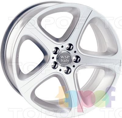 Колесные диски Replica WSP BMW W642 X5 Space. Изображение модели #1