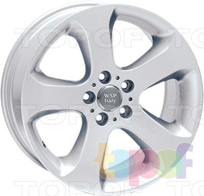 Колесные диски Replica WSP BMW W646 Star X5 / 3. Изображение модели #1