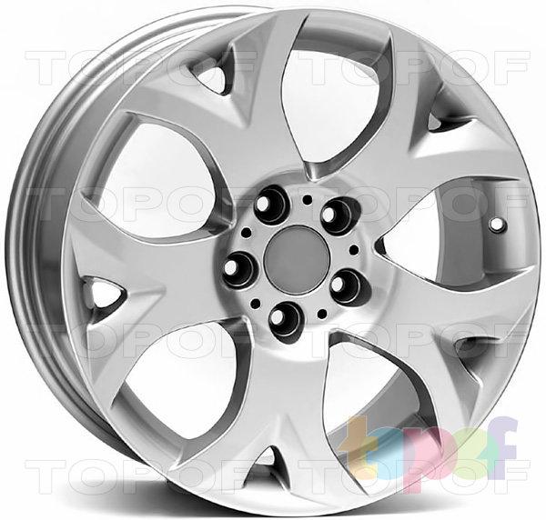 Колесные диски Replica WSP BMW W647 Oslo X3. Изображение модели #1