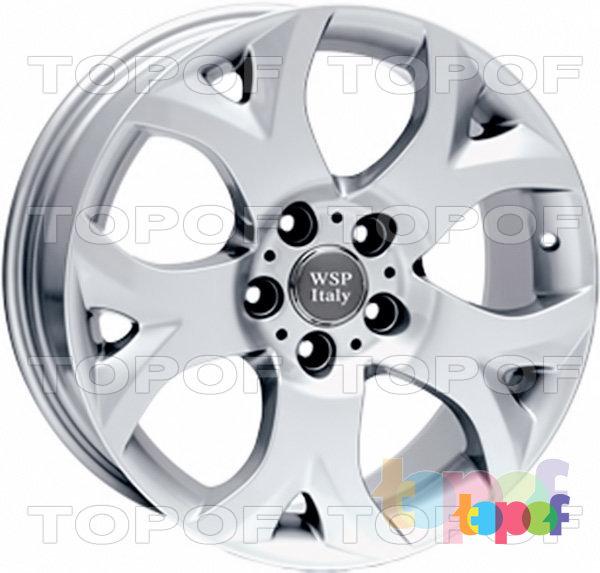 Колесные диски Replica WSP BMW W647 Oslo X3. Изображение модели #2