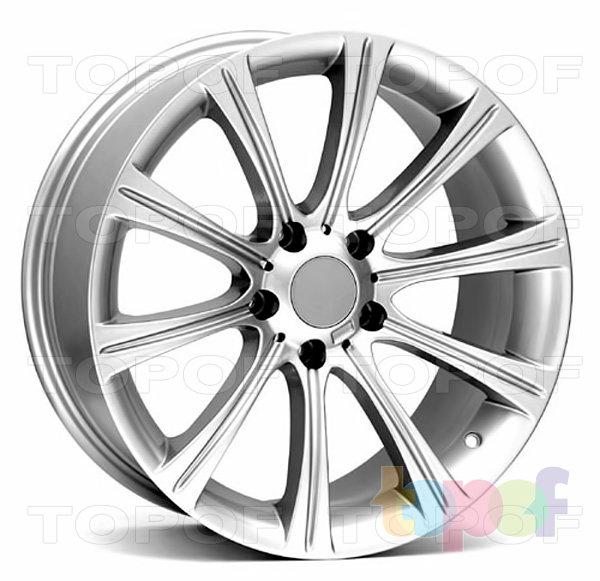 Колесные диски Replica WSP BMW W648 Zurigo. Изображение модели #1