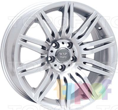 Колесные диски Replica WSP BMW W649 Frankfurt. Изображение модели #1