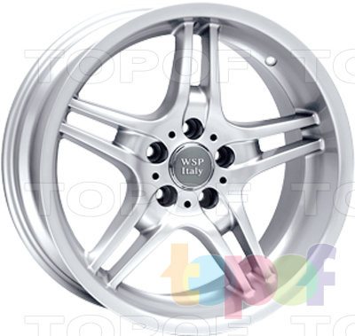 Колесные диски Replica WSP BMW W650 Sofia. Изображение модели #1
