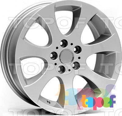 Колесные диски Replica WSP BMW W651 Ginevra. Изображение модели #1