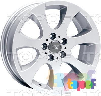 Колесные диски Replica WSP BMW W651 Ginevra. Изображение модели #2