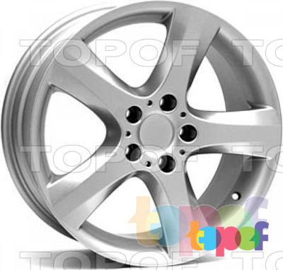 Колесные диски Replica WSP BMW W654 Macerata. Изображение модели #1