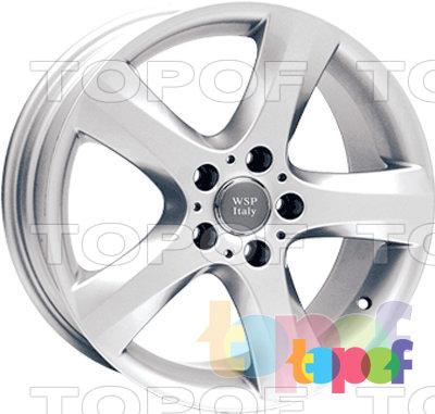 Колесные диски Replica WSP BMW W654 Macerata. Изображение модели #2