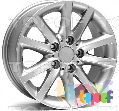 Колесные диски Replica WSP BMW W657 Trapani. Изображение модели #1