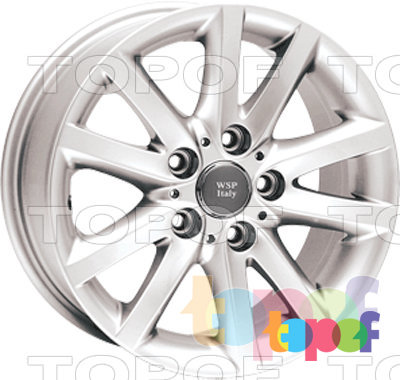 Колесные диски Replica WSP BMW W657 Trapani. Изображение модели #2